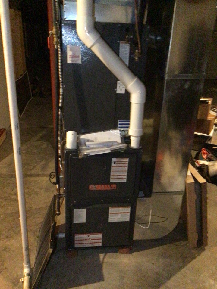 Furnace check and tune-up