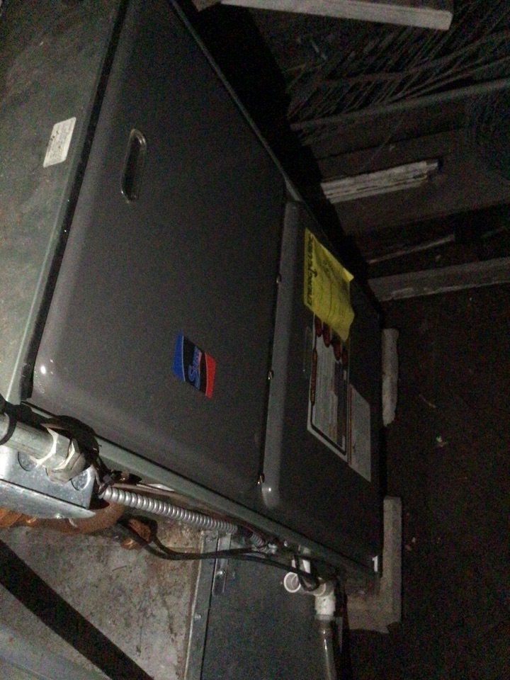 New Baden, IL - Furnace inspection