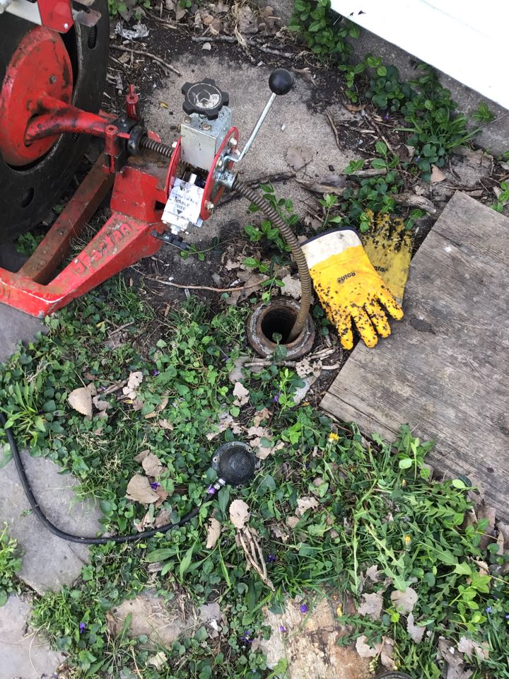 Centreville, IL - Drain clearing