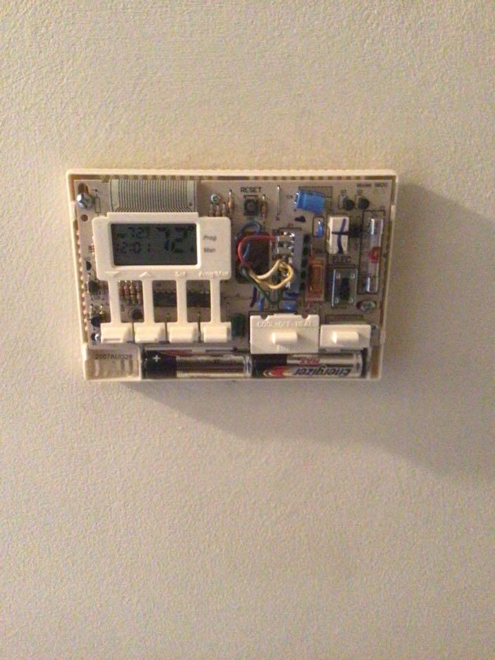 Bloomington, IL - Fixed Thermostat