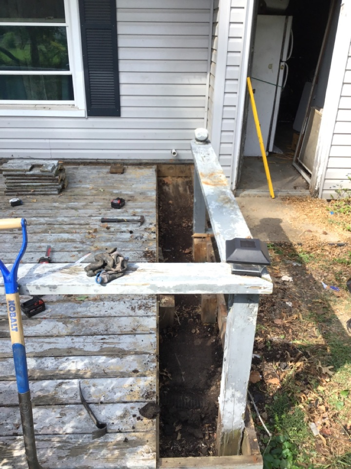 Jacksonville, IL - Sump pump replacement for valued club member.