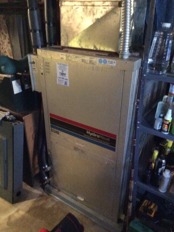Greenville, IL - Service tech needed to service geothermal system.