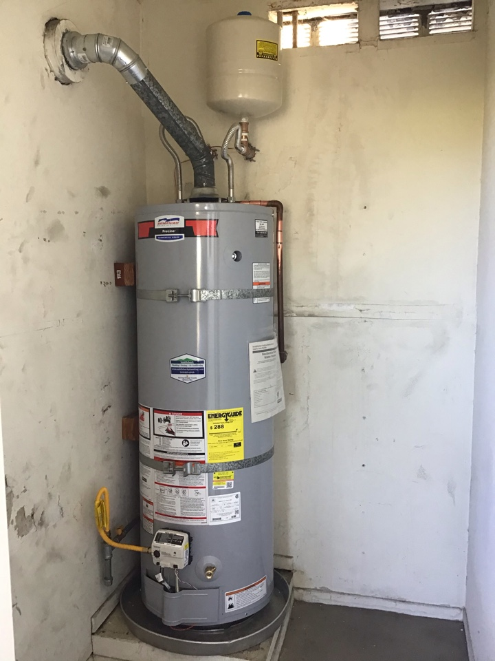 Mission Viejo, CA - Install water heater