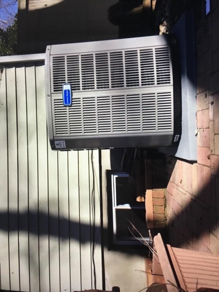 Alexandria, VA - New American Standard Condenser/ After