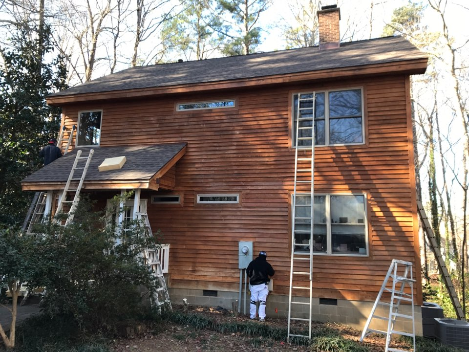Raleigh, NC - New roof. New paint. New gutters coming