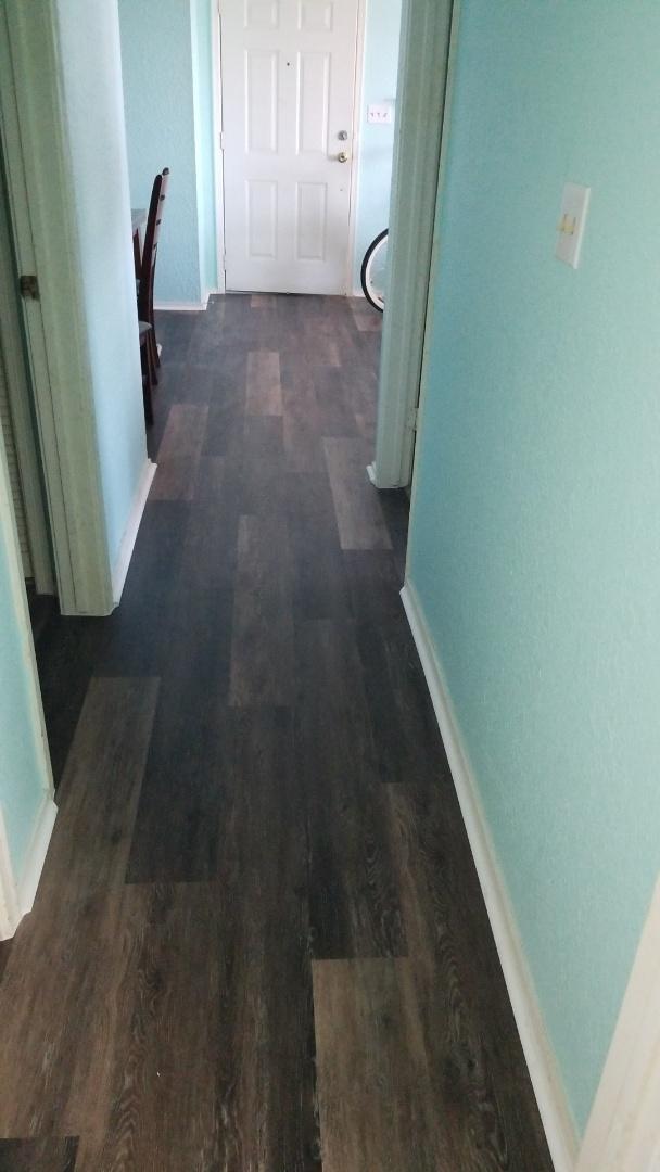 Galveston, TX - New flooring and paint