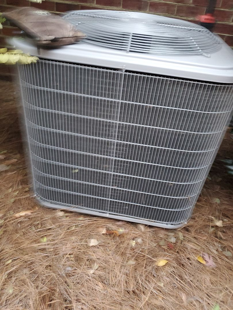 Carrier Heat Pump With Zoning. Performing 1 System Seasonal Preventative Maintenance