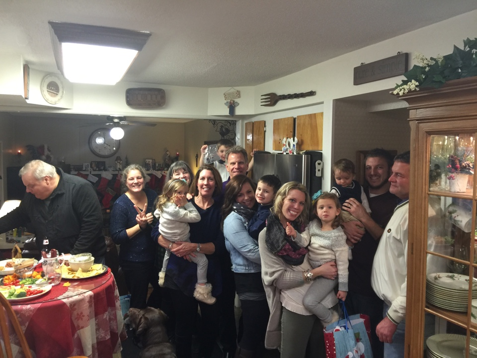 Canton, MI - 2014 Family Christmas Party