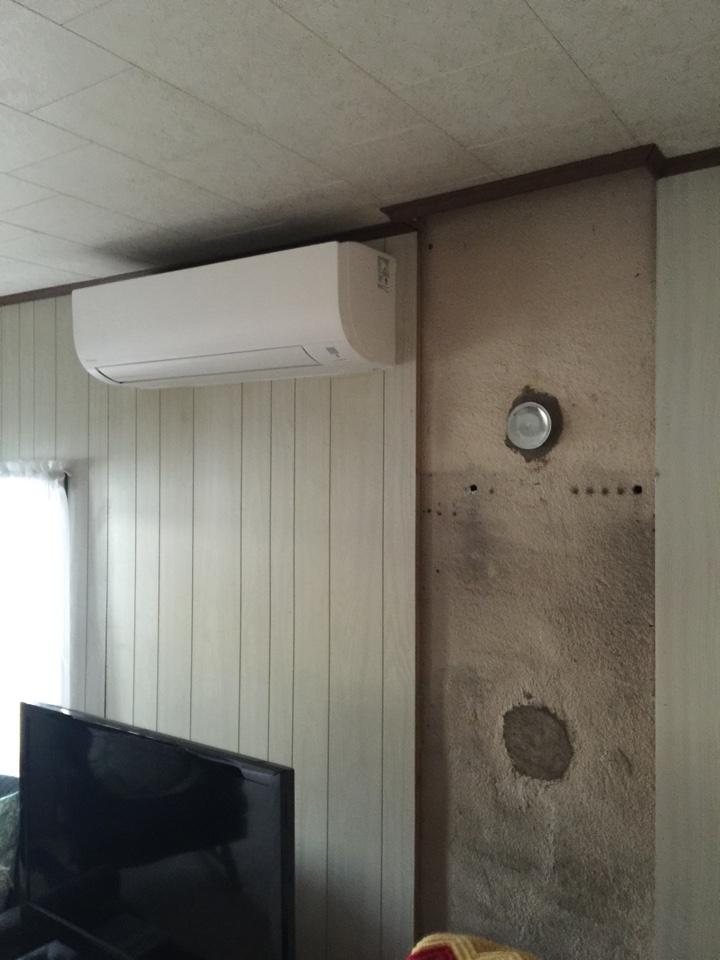 Clarklake, MI - Daikin ductless 19 seer heat pump