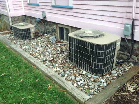 Albion, MI - Cleaning and checking the furnace and air conditioner make sure it running at the highest performance peaks for efficiencies on your consumers bill. York systems maintenance