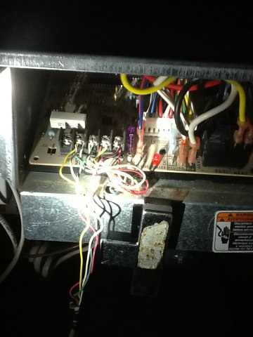 Stockbridge, MI - No heat call, however upon arrival furnace fired right up and cycled fine