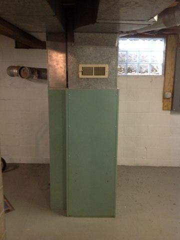 Chelsea, MI - Free estimate on LP furnace. John K. Leaving oil going to propane.