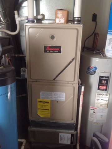 Rives Junction, MI - No heat call, upon arrival board was flashing weak flame signal, cleaned flame sensor fired furnace.  Cycled unit a couple times