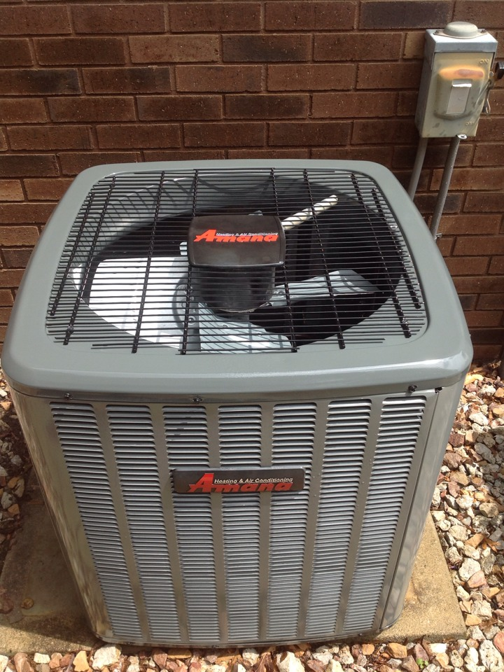 Clarklake, MI - Scheduled maintenance on AC UNIT all components checked out in good working order