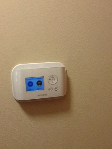Jerome, MI - Ecobee thermostat