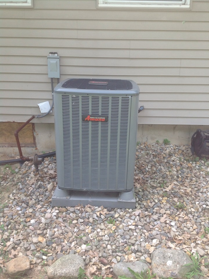 Rives Junction, MI - Scheduled maintenance on AC system, all components checked out fine