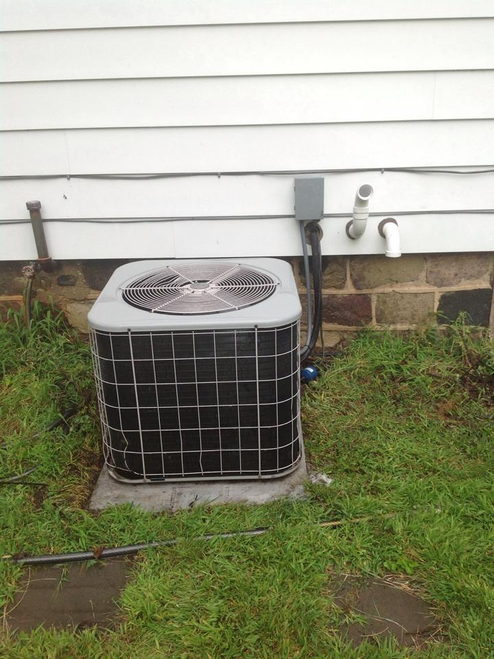 Brooklyn, MI - Scheduled maintenance on AC system