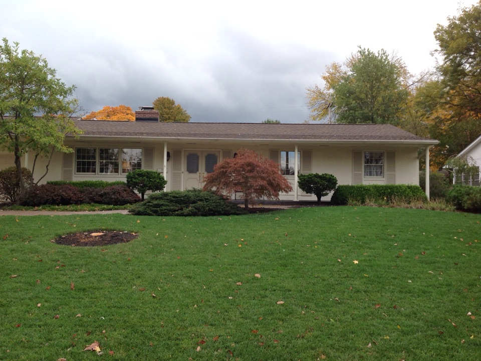 Columbus, OH - GAF Timberline HD Barkwood shingles. Looks great.