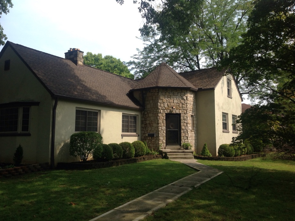 Columbus, OH - GAF Timberline Barkwood shingle.