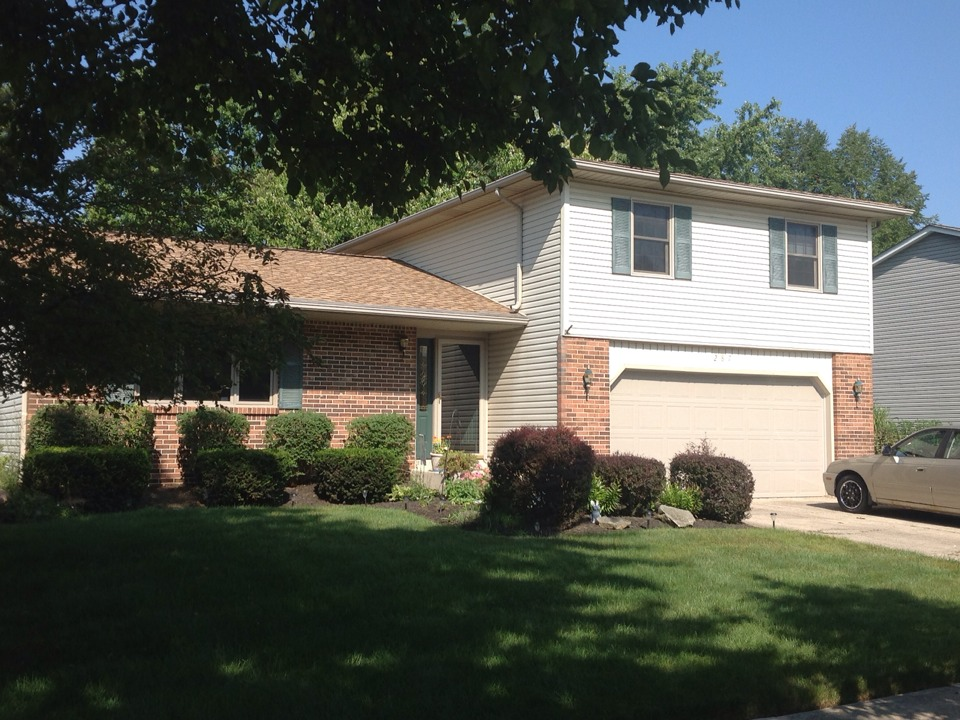 Westerville, OH - #MuthRoofing #GAF #TimberlineHD #Shakewood #ColumbusRoofers #NeedARoofCallMuth