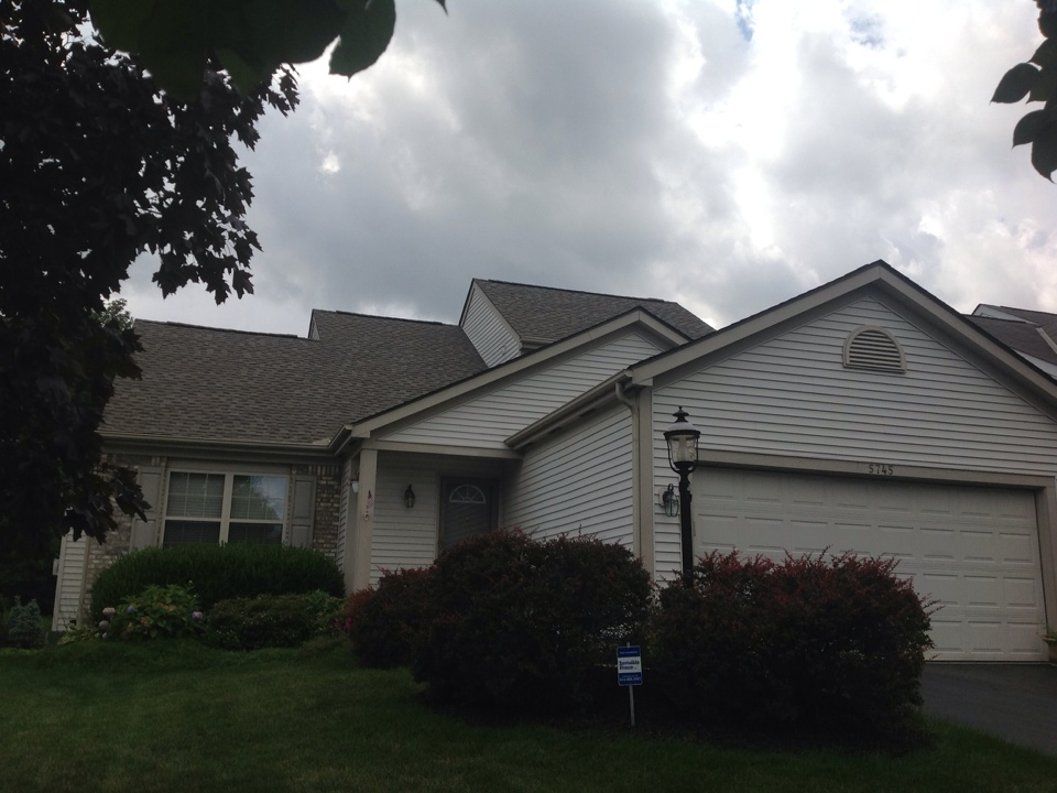 Westerville, OH - #MuthRoofing #GAF #TimberlineHD #Weatheredwood #ColumbusRoofers #NeedARoofCallMuth