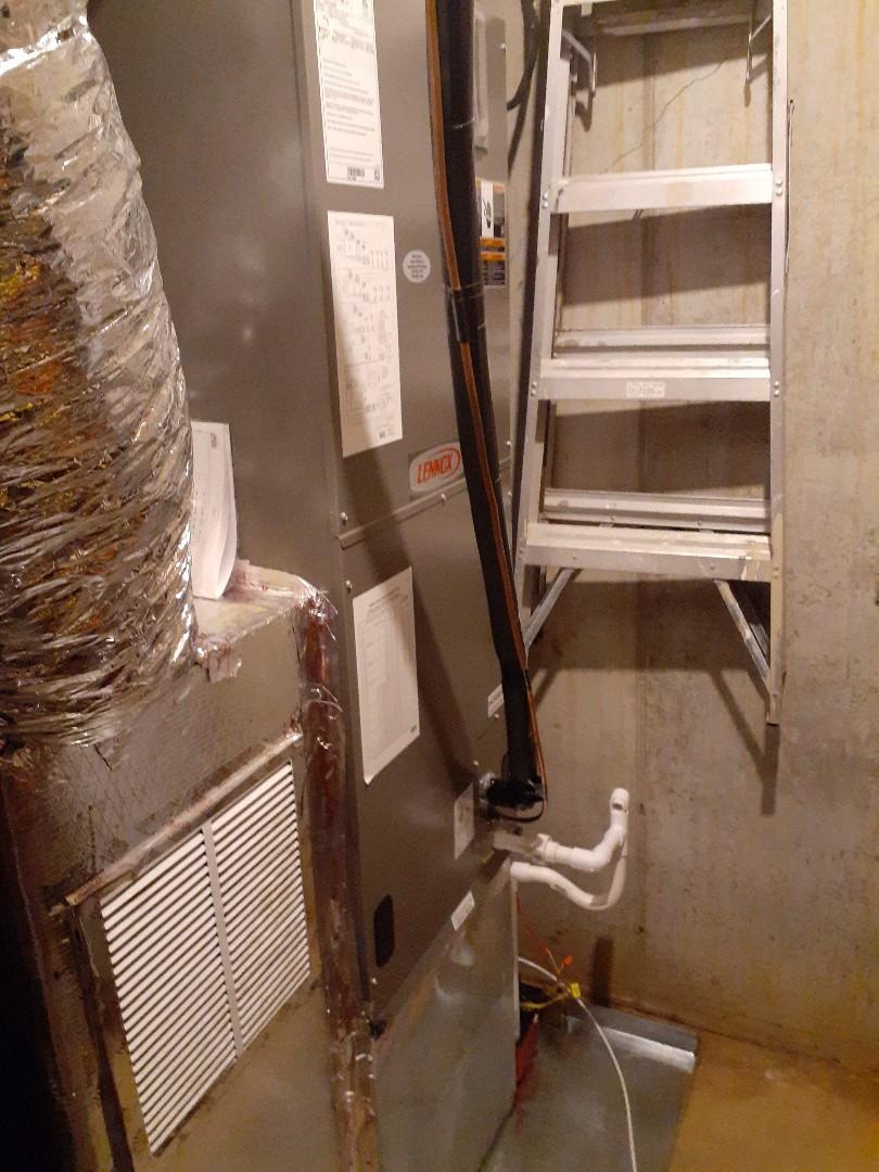 Morganton, GA - Lennox Electric Furnace repair