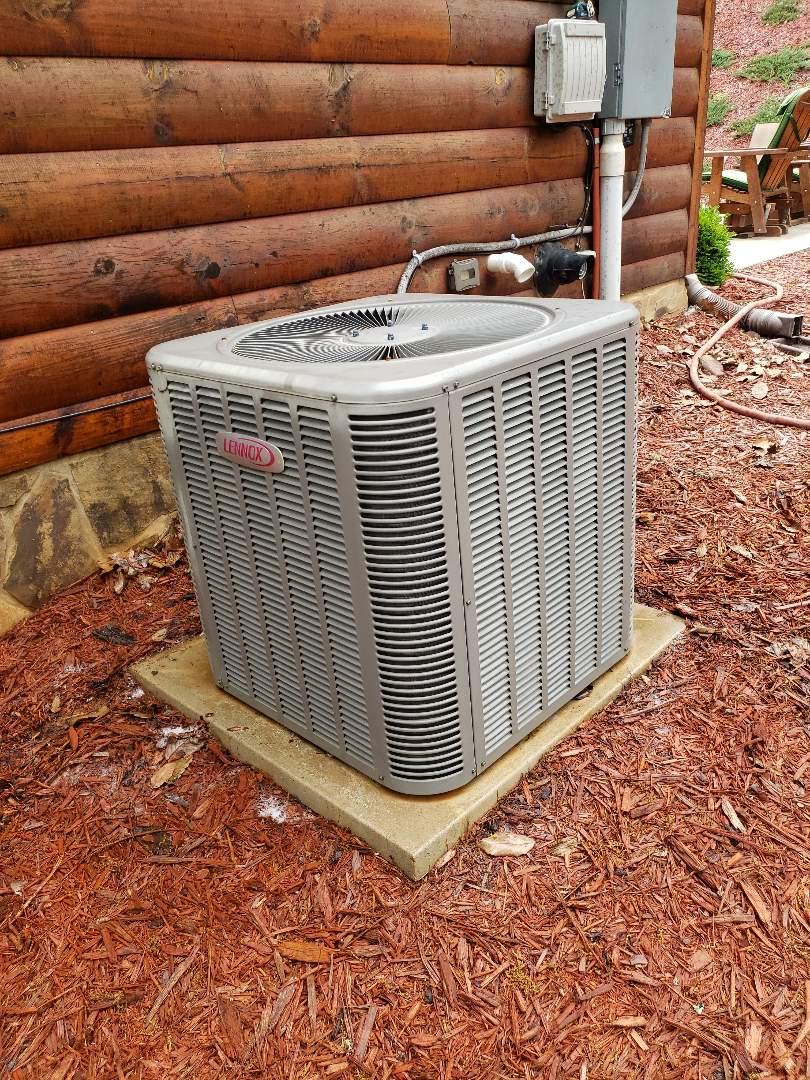 Mineral Bluff, GA - Lennox Heat Pump Service
