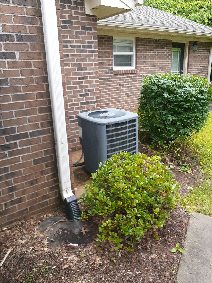 East Ellijay, GA - Goodman Heat Pump repair