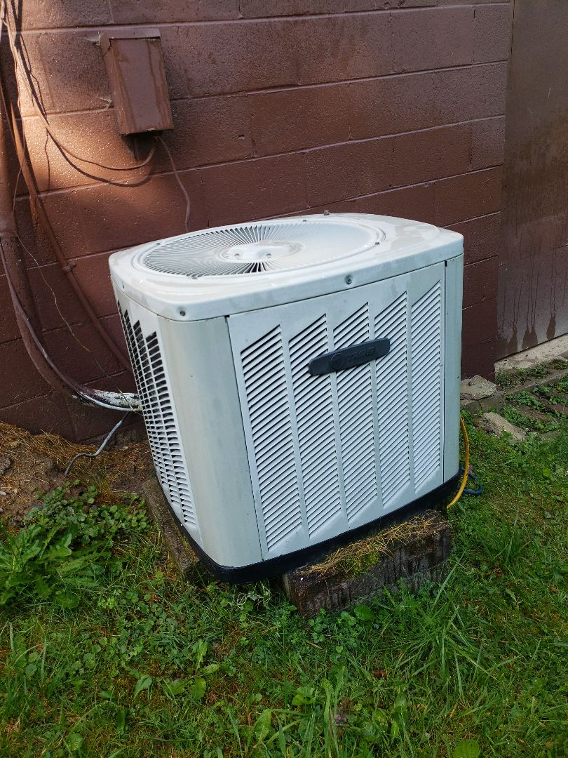 Blairsville, GA - Trane Air Conditioning Service