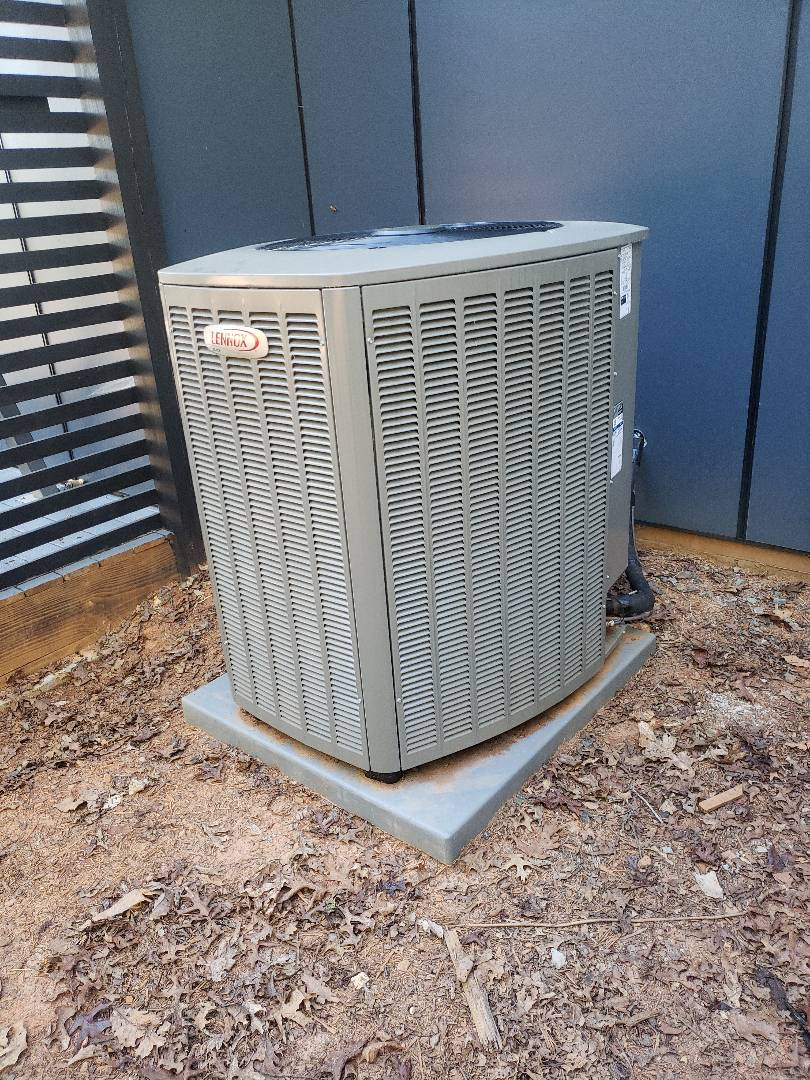 Lennox XP20 Heat Pump Service