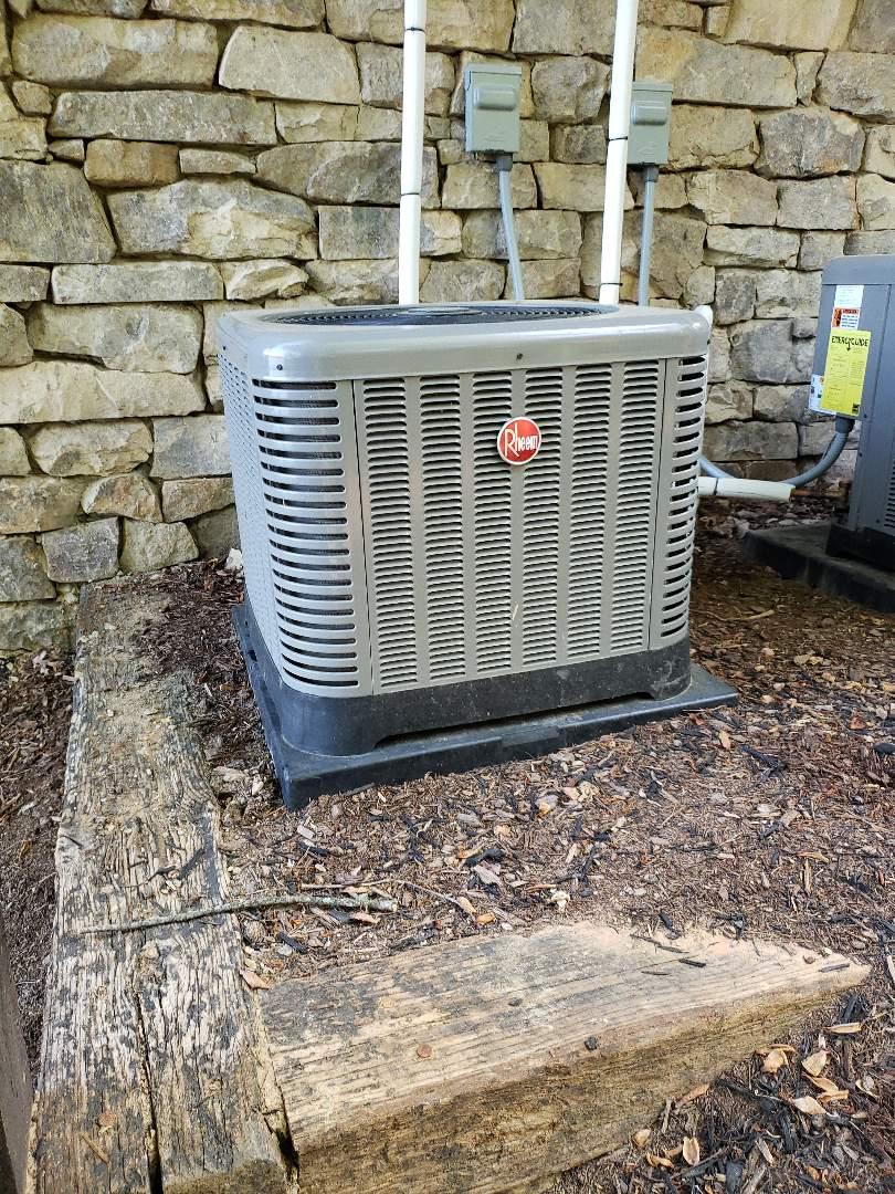 Morganton, GA - Rheem Heat Pump Service