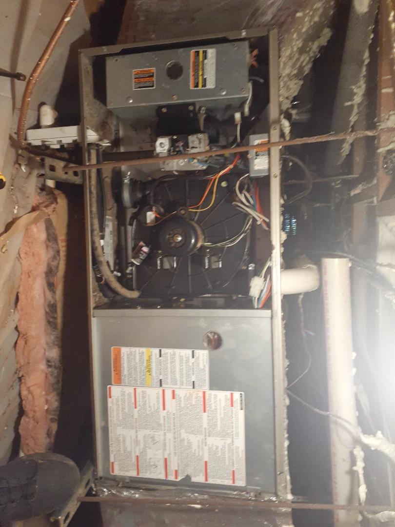 Blue Ridge, GA - Carrier furnace repair