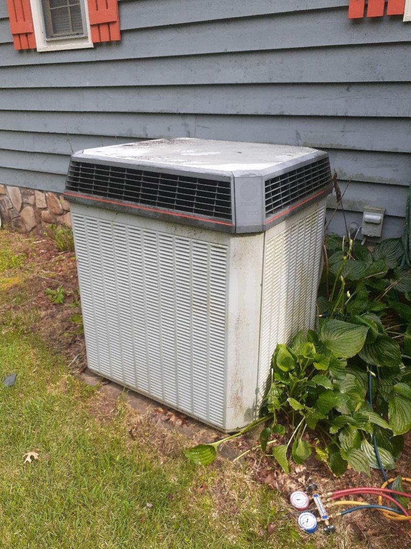 Mineral Bluff, GA - Trane AC repair