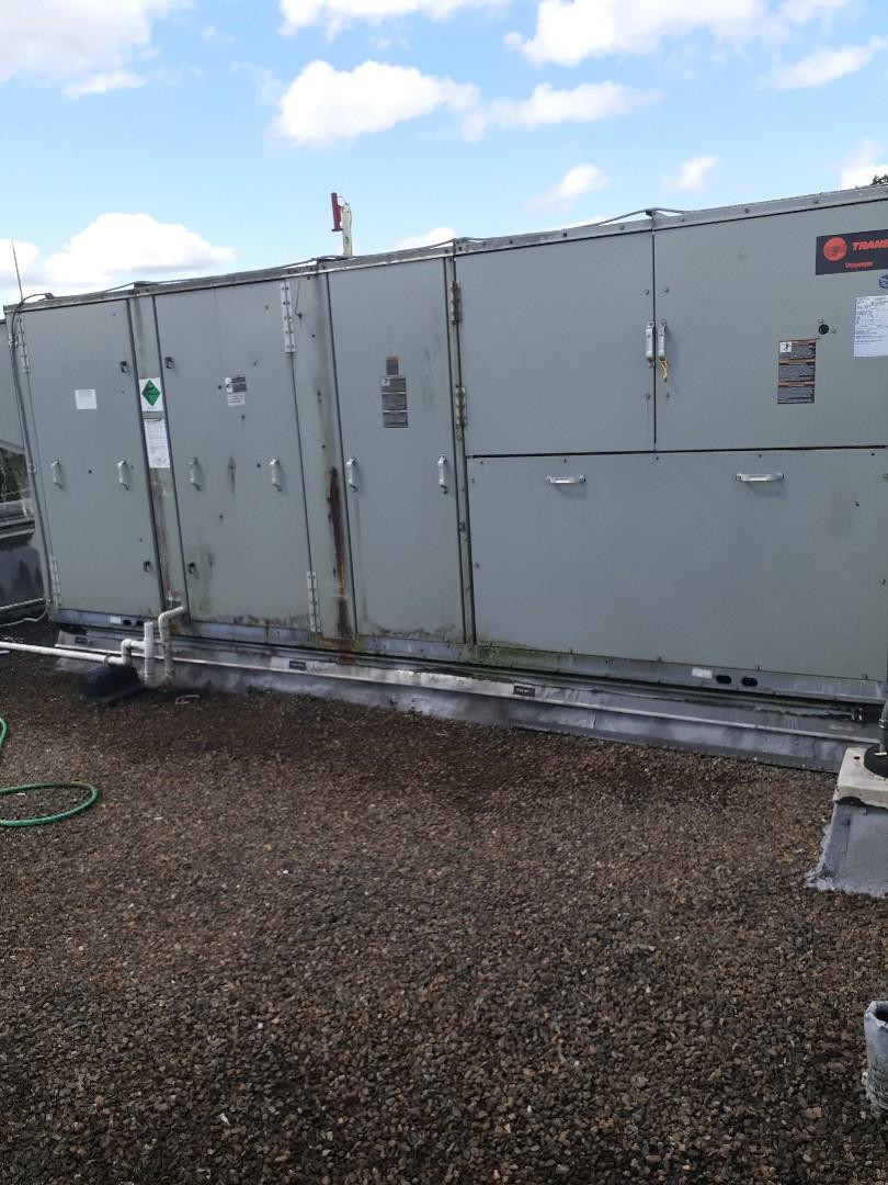 Ellijay, GA - Trane commercial repair