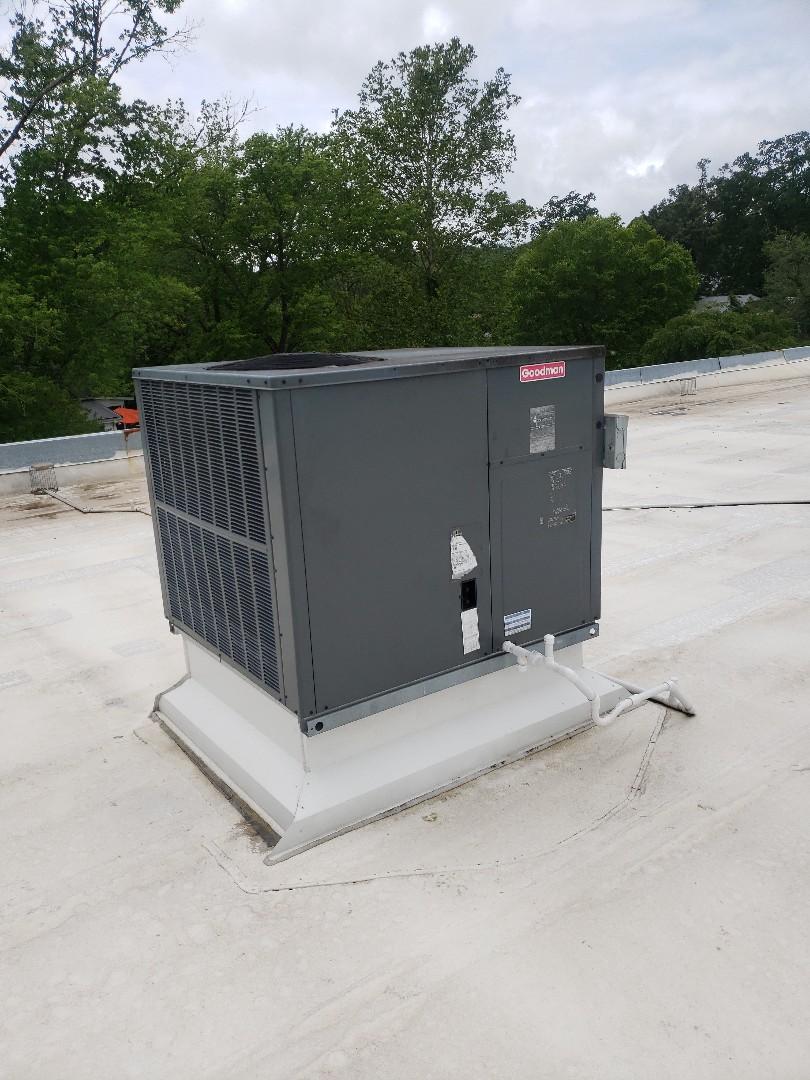 Blue Ridge, GA - Goodman Rooftop Package Unit Repair