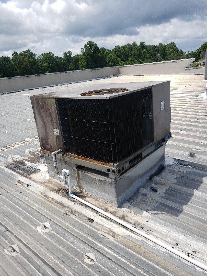 Blue Ridge, GA - Goodman Rooftop Package Unit Service