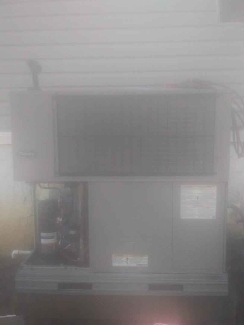 Ellijay, GA - Carrier package unit ac repair