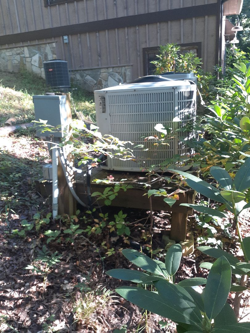 Morganton, GA - Bryant heat pump repair