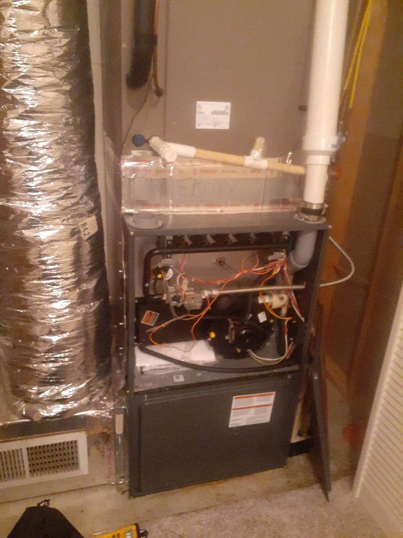 Goodman gas furnace service