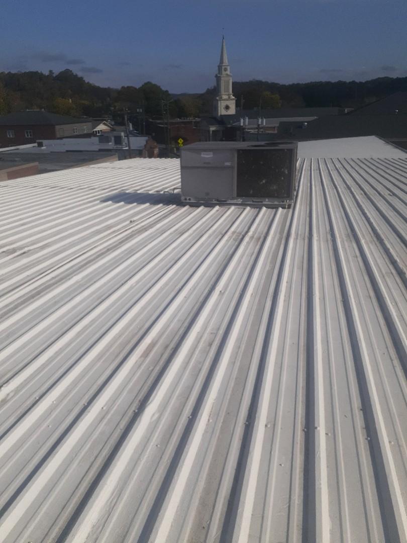 Ellijay, GA - Rooftop package unit repair