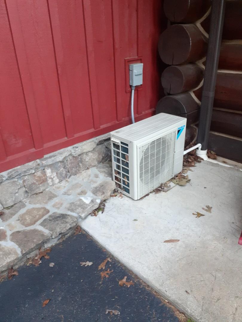 Blue Ridge, GA - Daikin mini split repair
