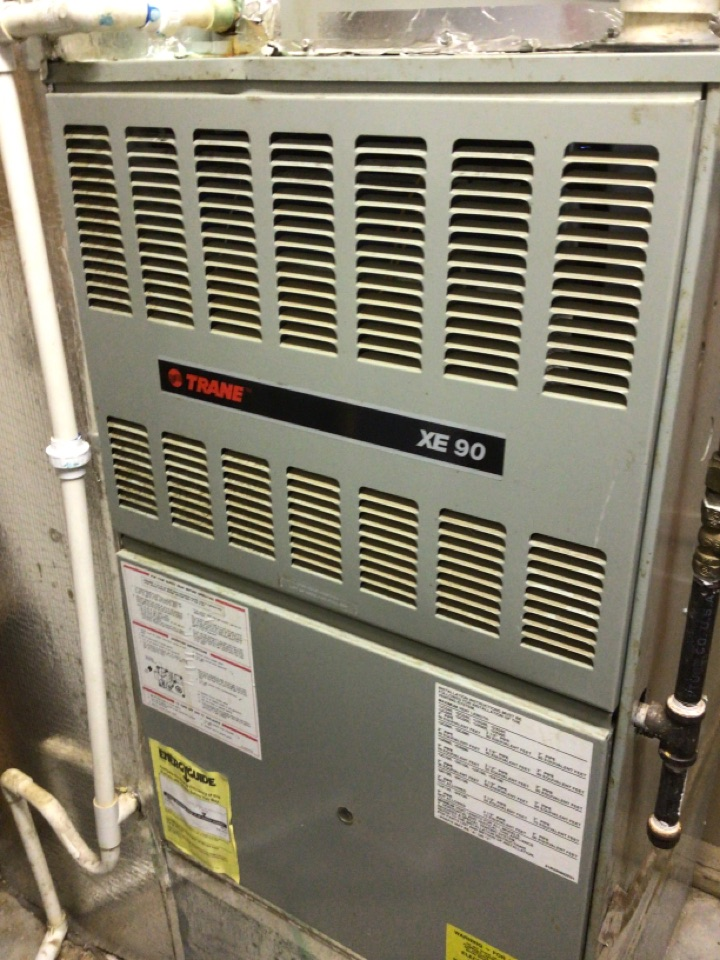 Blue Ridge, GA - Two trane duel fuel system and filter change