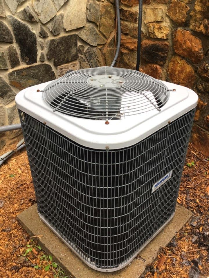 Morganton, GA - Temp star duel fuel system maintenance and filter change