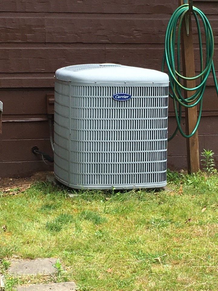 Blue Ridge, GA - Carrier Heat pump spring maintenance
