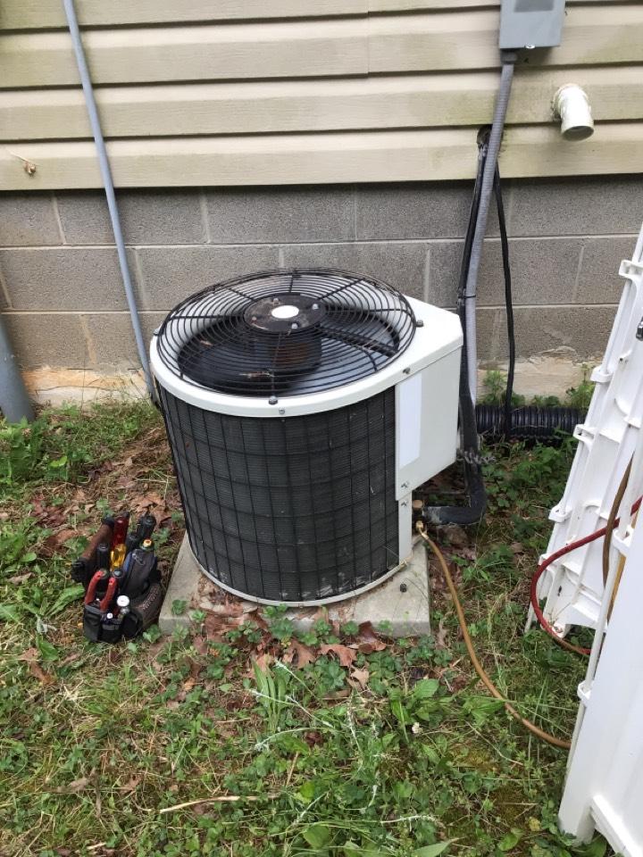 Morganton, GA - Payne heat pump and filter change