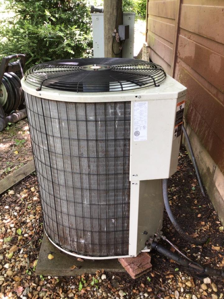 Blue Ridge, GA - Payne maintenance and filter change