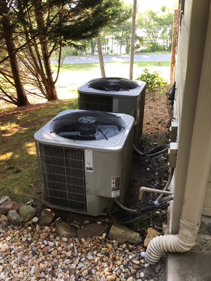 Blue Ridge, GA -  Bryant heat pump maintenance and filter change