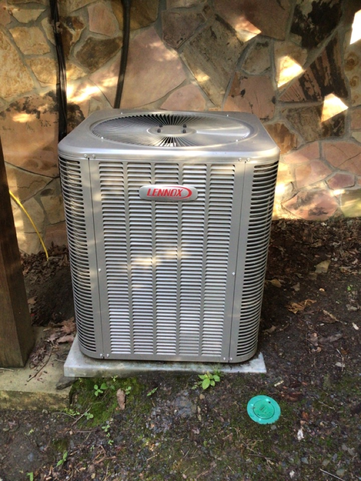Blue Ridge, GA - Lennox new system inspection