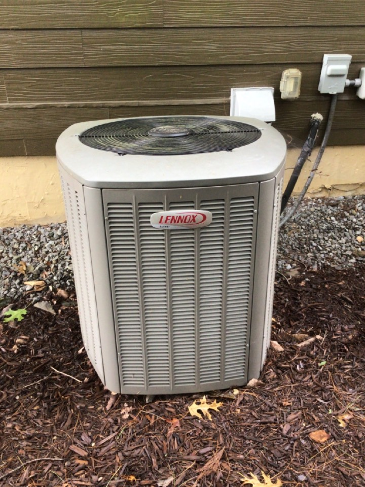 Lennox duel fuel system maintenance and filter change