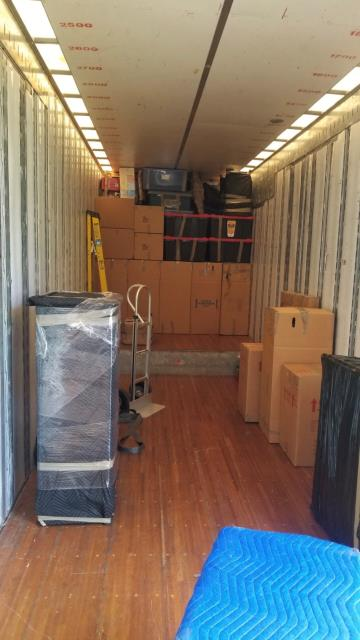 Ashburn, VA - Loading, Interstate, Move, Ashburn, VA, Packing